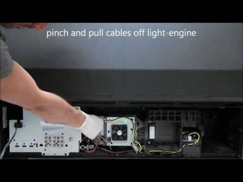 EASY Common TV Repair for DLP !!!