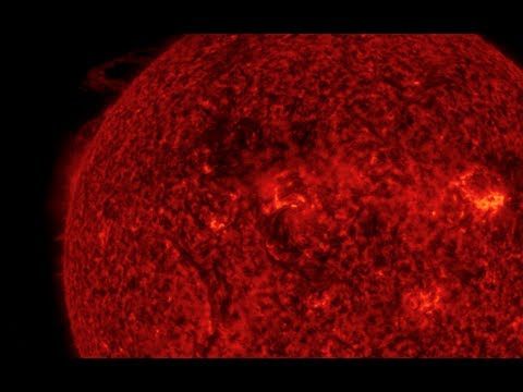 Solar Warnings, Earthquake Watch | S0 News June.19.2017
