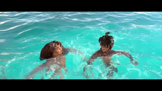 The croods 2013 - Swimming Scene
