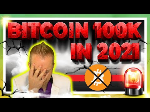 TERRIFYING NEWS ABOUT BITCOIN 100K IN 2021 (btc Price Prediction)