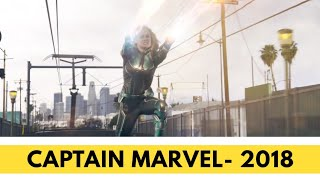 Captain Marvel -Official Trailer (Special Edited) | Movies Trailer Spot | 2018