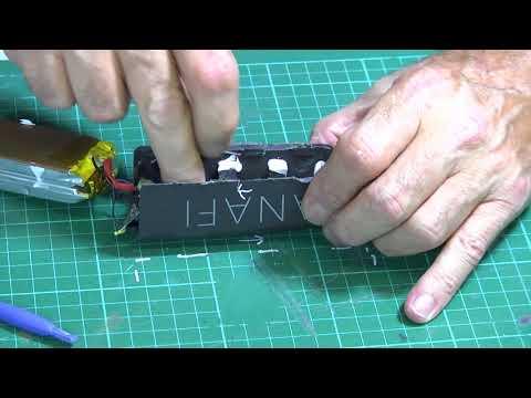 Anafi 300 Kit - tutorial - la batteria - MediaCopter it