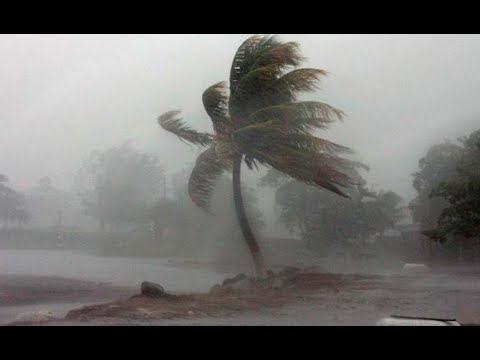 MEGA Huracán Irma - Destrozos del huracán Irma en Cuba.   9/09/2017