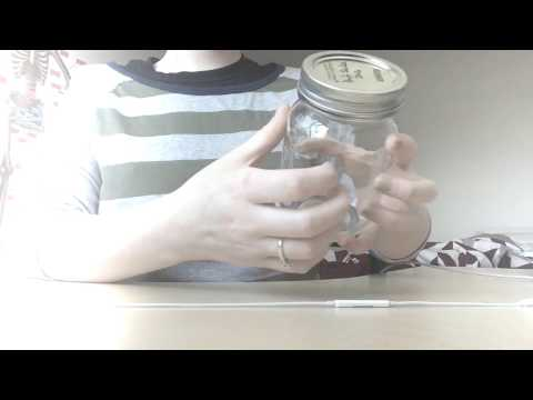 ASMR Tapping & Scratching +Jar Sounds