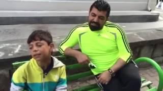 Sokak çocuğu Barış'tan Ağlatan şarkılar 1