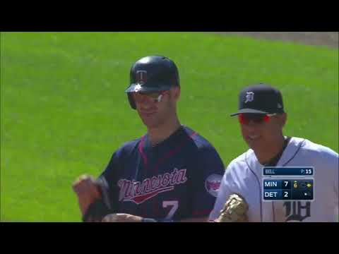 DetroitCityTV Tigers Channel | Twins 10 Tigers 4