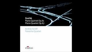 Dvorak Piano Quintet No.2 in A major op.81 - (1/4) Panocha Quartet & Andras Schiff