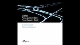 Dvorak Piano Quintet No.2 in A major op.81 - (1/4) Panocha Quartet & Andras Schiff