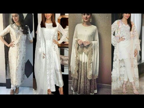 All White Dresses| White Dress For Girls|White Party wear Dresses|White Dress|Beautiful you