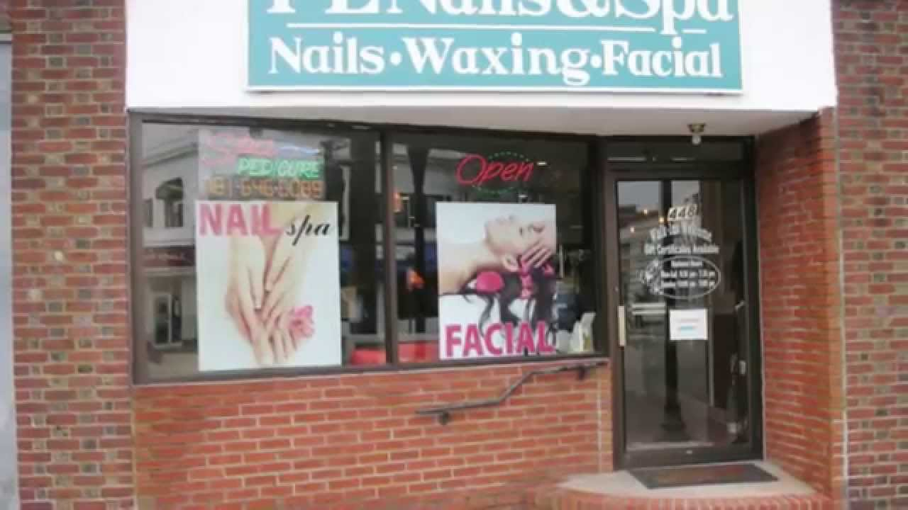 TL Nails Spa in Arlington, MA 02474 (1036) - YouTube