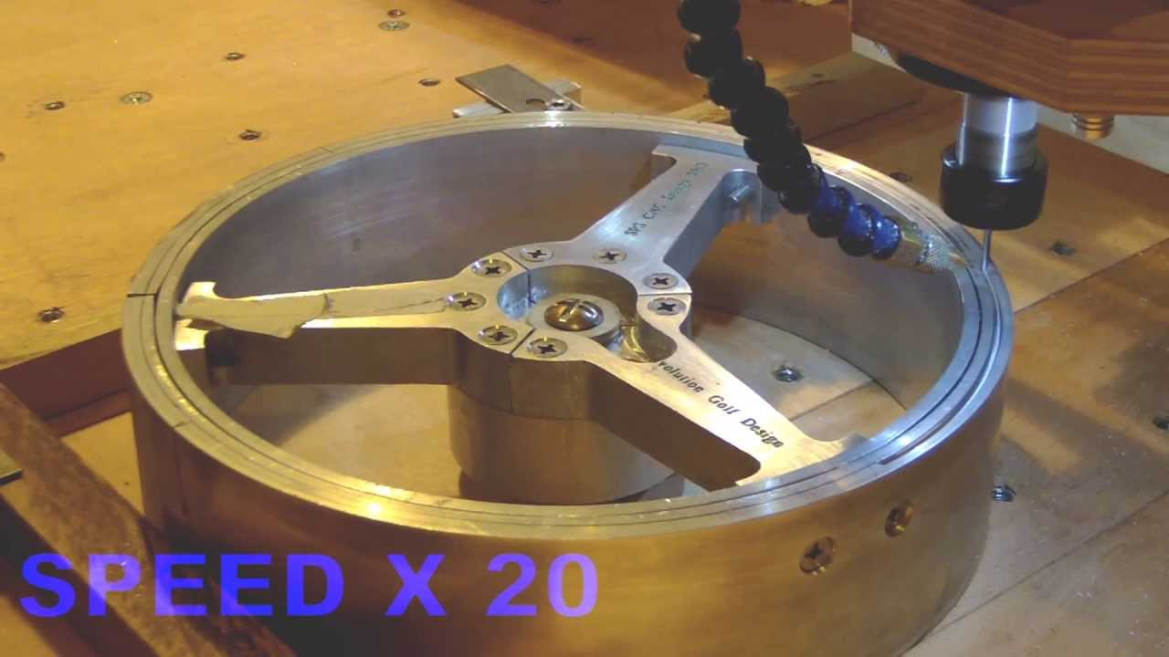 Homemade DIY CNC, VIP Project, Lateral Grooves CNC milling, episode #10
