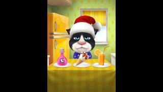 (my talking tom)How to get energy without sleeping