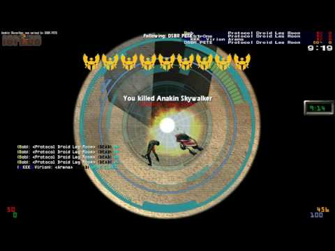 Jedi Knight: Jedi Academy: illegal third party aim software