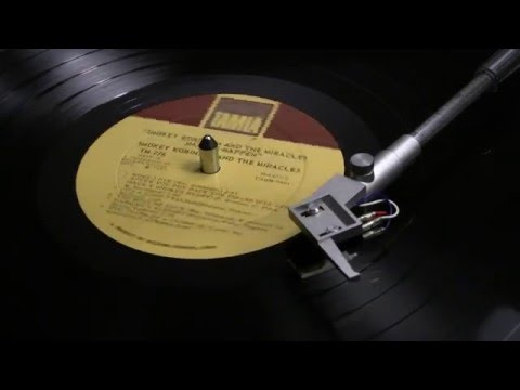Smokey Robinson & The Miracles - The Tears of a Clown - Original 1967 MONO LP version