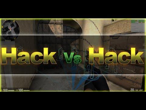 Hack Vs Hack! : CSGO no VAC server.