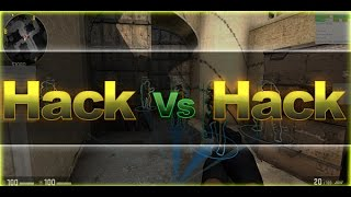 Hack Vs Hack! : CSGO no VAC server.