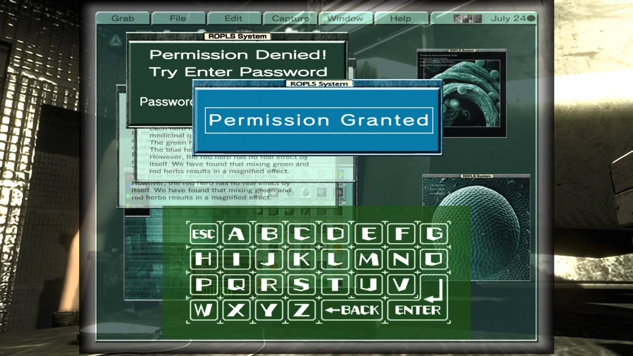 how to change password when signing on computer