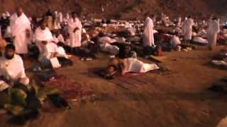 Muzdalifah - Bedding Down for the Night