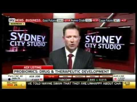 Sky Interview with David Radford