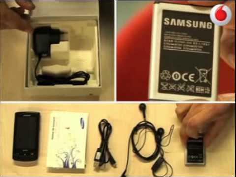 Sotto la lente - Unboxing Vodafone 360 Samsung M1
