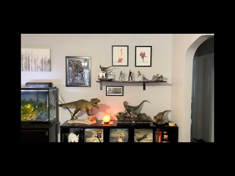 MY JURASSIC COLLECTION: Iron Studios,  Chronicle Collectibles, Sideshow Collectibles