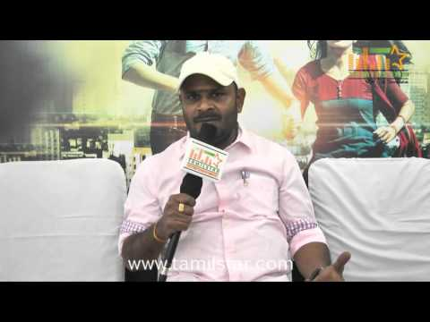 Director Bharathan at Athithi Movie Team...
