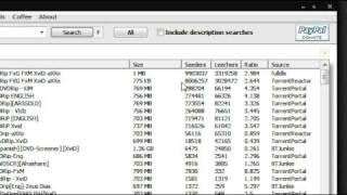 Search torrents without a WebBrowser - Bit Che