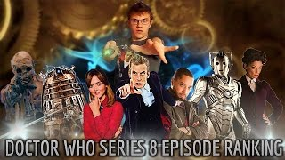 Doctor Who Series 8 Episode Ranking