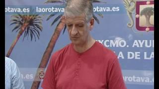 Presentación de la XXXI Feria de Pinolere - La Orotava