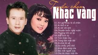 Tuấn Vũ Hương Lan - Liên Khúc Nhạc Vàng Tuyển Chọn   Trung Tâm Băng Nhạc Giáng Ngọc
