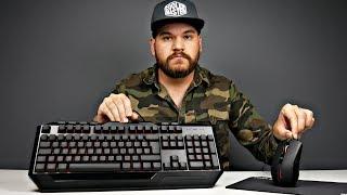 Computer Keyboard (Computer Peripheral Class)