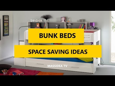 35+ Fresh Space Saving Bunk Beds Ideas For Your Home 2018