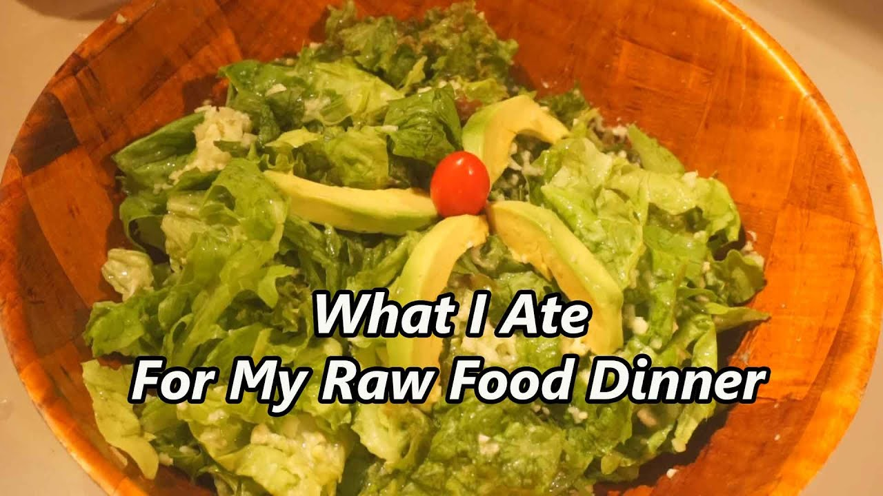 Day 4 what i ate for my raw food vegan dinner with recipes and fun day 4 what i ate for my raw food vegan dinner with recipes and fun from our baby youtube forumfinder Gallery