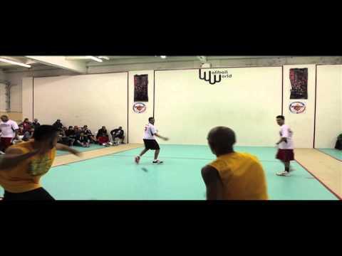 GUZ vs ZEREGA 2 - Lil Eddie & BB Chris (G) vs James & Carlito (Z)