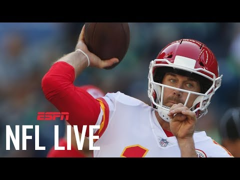 Is Alex Smith underappreciated in Kansas City? | NFL Live | ESPN