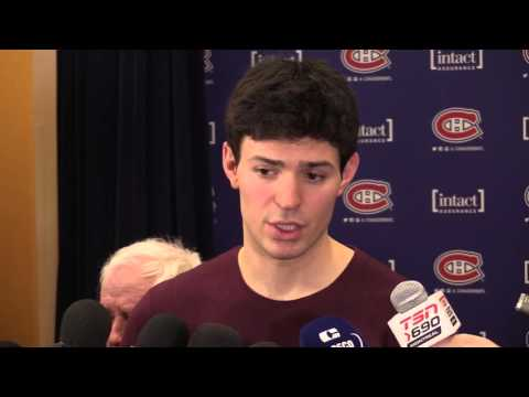 Injured goalie Carey Price talks about Canadiens' struggles