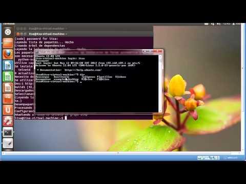 Curso administracion de redes linux