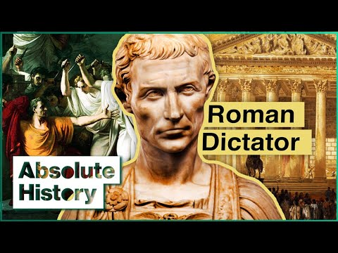 The Rise And Fall Of Julius Caesar | Absolute History
