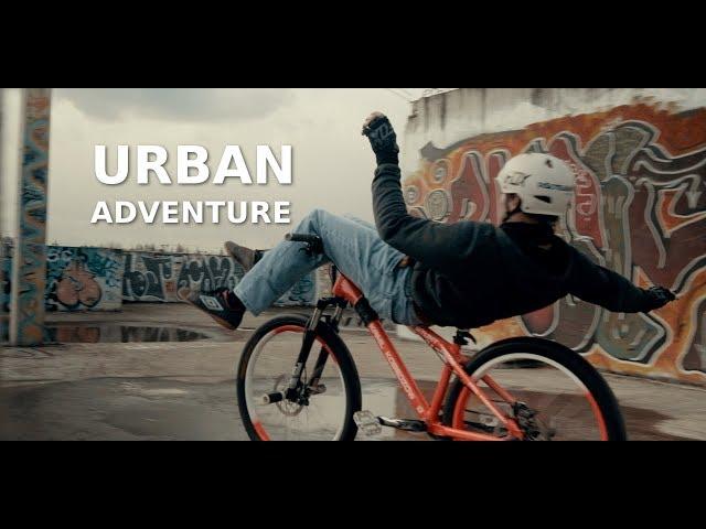 Urban Adventure - KamilStunts