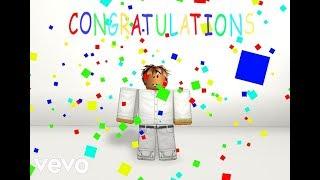 Post Malone - Congratulations (ROBLOX MUSIC VIDEO)