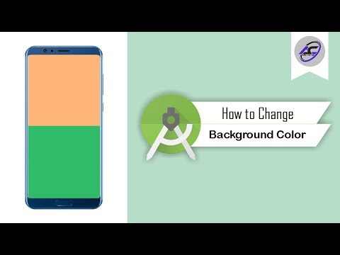 How To Change Background Color Dynamically In Android Studio | BackgroundChanger | Android Coding