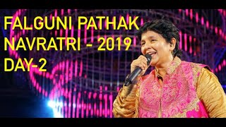 #falgunipathak #navratri2019 Falguni Pathak Navratri 2019 - Day 2