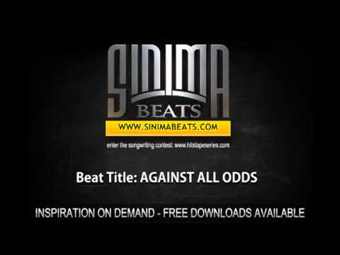 AGAINST ALL ODDS Instrumental Midwest Dirty South Rap Beat Sinima Beats