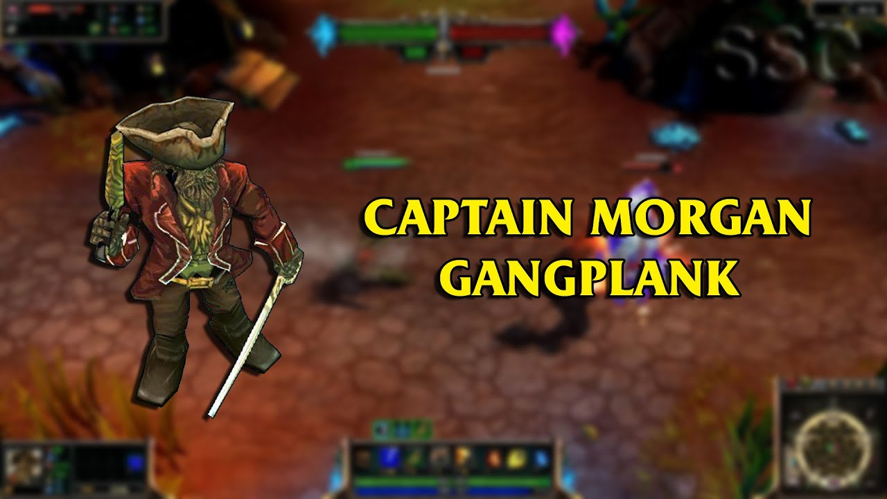 Captain Gangplank 22180 Usbdata