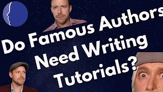 Do Famous Authors Need Writing Tutorials? (a satire) | Play with Reason (E38)