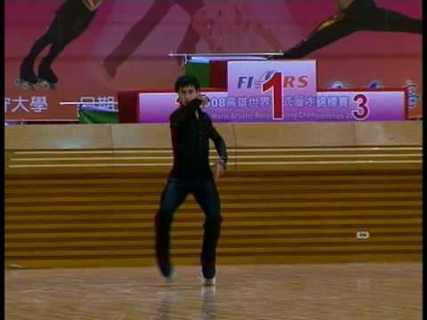 Roberto Riva.SP.Senior Masculino. Mundial 2008. HIGH QUALITY