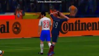 Scotland vs Russia - Argentina WCQ Playoffs - Leg 2