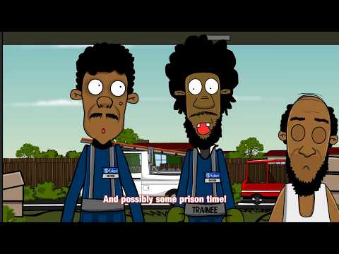 ► Noko Mashaba Funny Cartoon ᴴᴰ w New Compilation 2017 - Best Funny Collection All Season #2