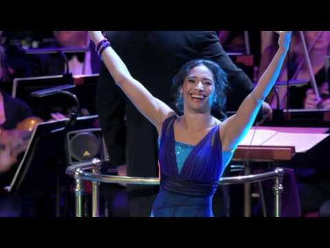 Aquarela Do Brasil BBC Strictly Prom 2016 with Karen & Kevin Clifton