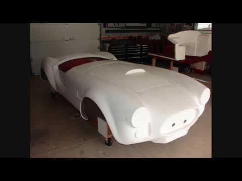 shelby cobra kit car parts
